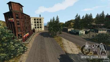 BangBang Town Race for GTA 4 forth screenshot