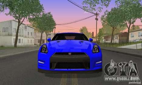 ENBSeries by dyu6 Low Edition for GTA San Andreas sixth screenshot