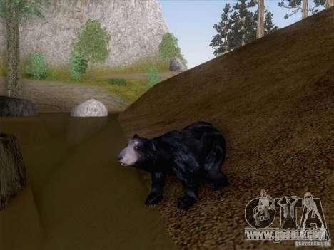 Wild Life Mod 0.1b for GTA San Andreas fifth screenshot