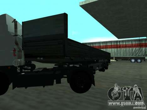 MTM 933001 p/p for GTA San Andreas back left view