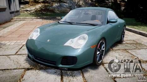 Porsche 911 (996) Carrera 4S for GTA 4