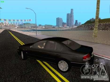 Ford Falcon Fairmont Ghia for GTA San Andreas side view