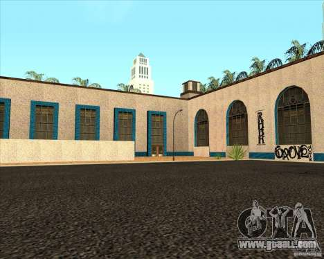 New Unity Station for GTA San Andreas second screenshot