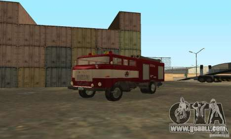 IFA Fire for GTA San Andreas
