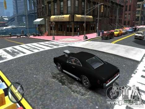 Road Textures (Pink Pavement version) for GTA 4 ninth screenshot