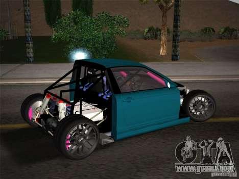 BMW E46 Drift II for GTA San Andreas interior