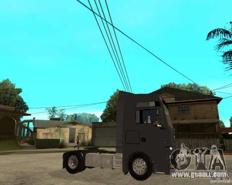 Man TGA for GTA San Andreas right view