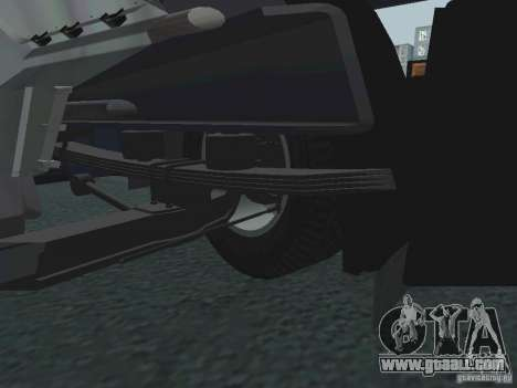 Active dashboard v.3.0 for GTA San Andreas eleventh screenshot