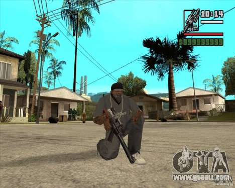 Millenias Weapon Pack for GTA San Andreas eleventh screenshot