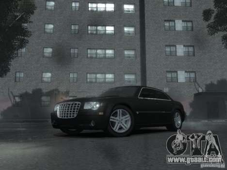 Chrysler 300C for GTA 4 left view
