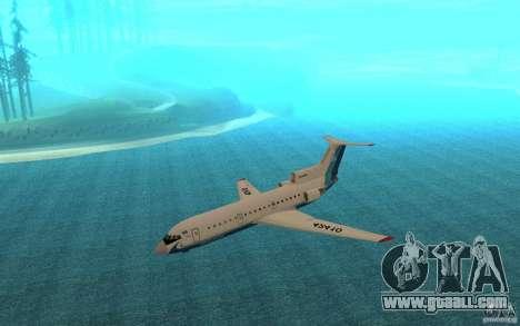 Yak-42 d Scat (Kazakhstan) for GTA San Andreas