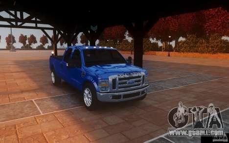 Ford F350 Duty for GTA 4