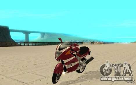 GTAIV TLAD Hakuchou Stock Version for GTA San Andreas