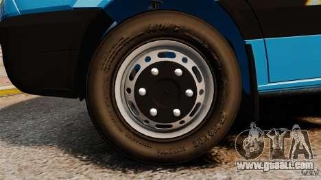 Mercedes-Benz Sprinter 3500 Car Transporter for GTA 4