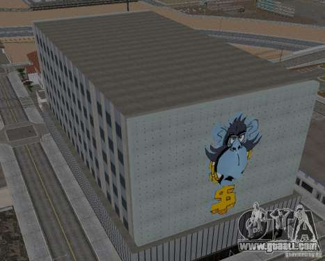 Real New Vegas v1 for GTA San Andreas seventh screenshot