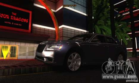 ENBSeries by dyu6 v4.0 for GTA San Andreas forth screenshot