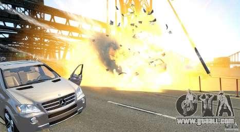 Explosion & Fire Tweak 1.0 for GTA 4 forth screenshot