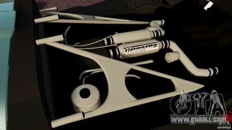 Hennessey Venom GT 2010 [EPM] for GTA 4 side view