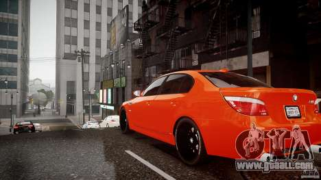 Realistic ENBSeries V1.2 for GTA 4 fifth screenshot
