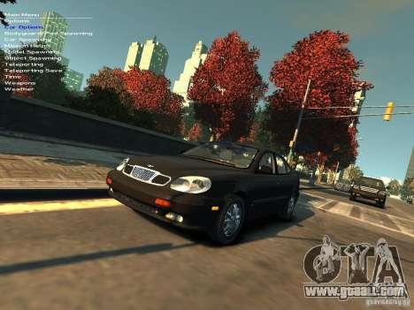 Daewoo Leganza CDX for GTA 4