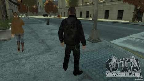 Metal Clothes Pack for GTA 4 third screenshot