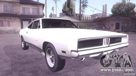Dodge Charger R/T for GTA San Andreas