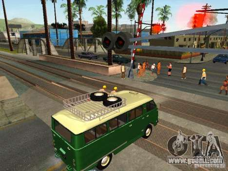 New Train Signal for GTA San Andreas second screenshot