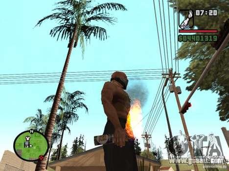 Molotov-Cossacks for GTA San Andreas