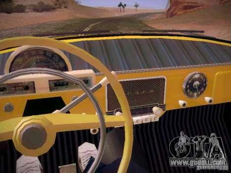 GAS 22B Van for GTA San Andreas upper view