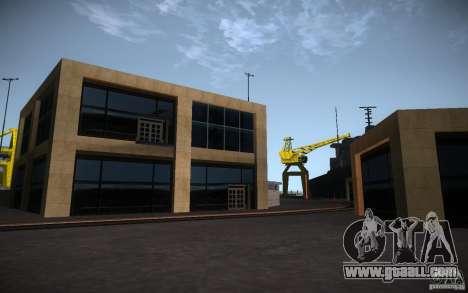 San Fierro Re-Textured for GTA San Andreas eleventh screenshot
