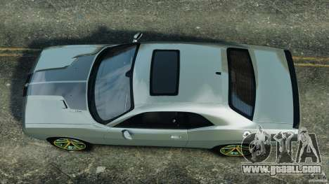 Dodge Challenger SRT8 2009 [EPM] for GTA 4 right view