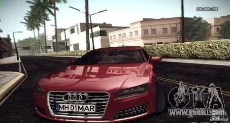 ENB Graphics Mod Samp Edition for GTA San Andreas