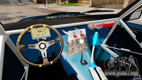 BMW E30 V8 Drift for GTA 4 right view