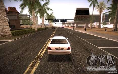 SA Illusion-S V1.0 SAMP Edition for GTA San Andreas seventh screenshot