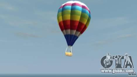 Balloon Tours option 7 for GTA 4 left view