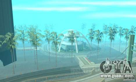 Drift City for GTA San Andreas forth screenshot