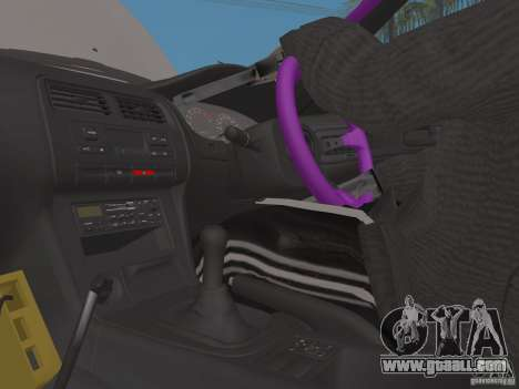 Nissan Silvia S14 Zenki for GTA San Andreas right view