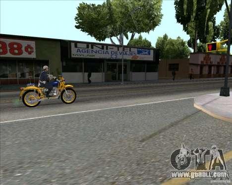 City Services version 2 for GTA San Andreas third screenshot