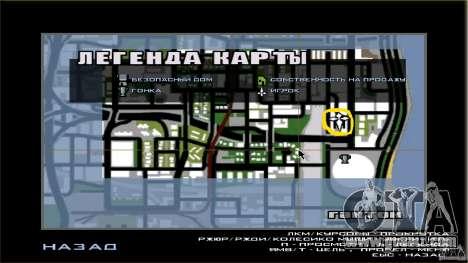 Purchase of own base for GTA San Andreas sixth screenshot