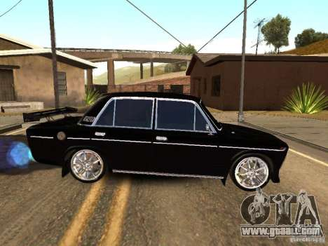 VAZ 2103 Tuning for GTA San Andreas left view