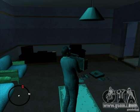 Go to any House for GTA San Andreas sixth screenshot