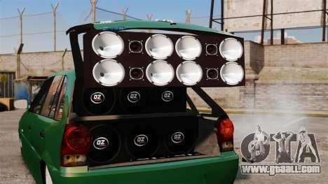 Volkswagen Gol G4 Edit for GTA 4 side view
