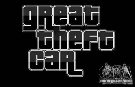 Great Theft Car V1.1 for GTA San Andreas