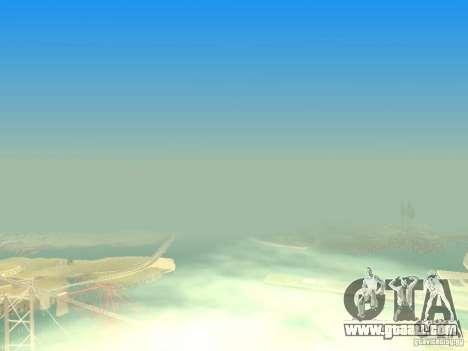 New Sky Vice City for GTA San Andreas tenth screenshot