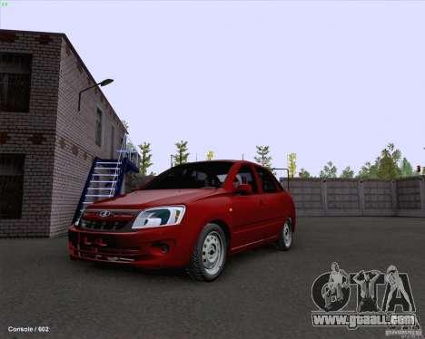 VAZ 2190 Drain for GTA San Andreas
