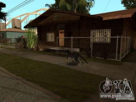 Animals for GTA San Andreas third screenshot