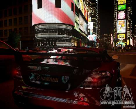 iCEnhancer 2.1 Final for GTA 4 forth screenshot