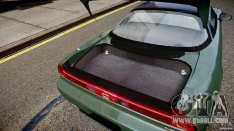Honda NSX NA2 [Beta] for GTA 4 side view