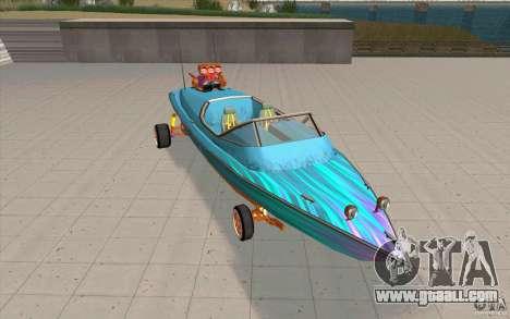 Hot-Boat-Rot for GTA San Andreas