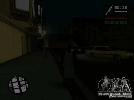 Dream for GTA San Andreas sixth screenshot